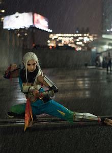 Joanna Mari Cosplay; Cosplay; Comic Con; Comic Con 2015