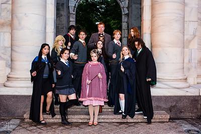 Dragoncon Harry Potter Shoot