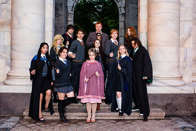 Dragoncon Harry Potter Shoot