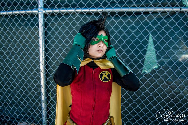 Damian Wayne - Batman