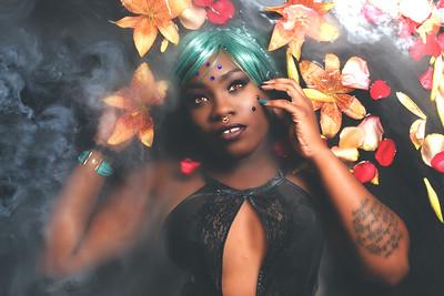 AfroQween Cosplay