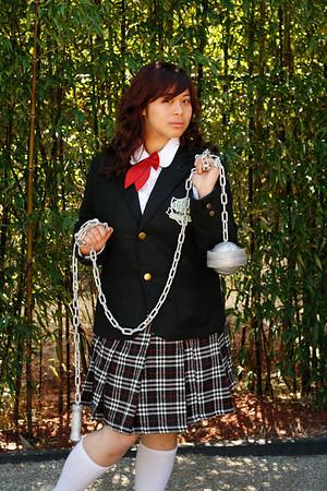 Lilithia as Gogo (Kill Bill)