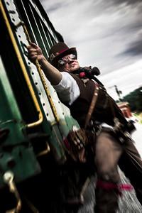 Rail Heist