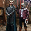 Dylan Johnson as Loki from Avengers Infinity War