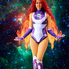 Madelyn Biles as Starfire