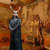 Dylan Johnson as Loki from Avengers Infinity War. Throne is in the King of Sweden's Palace.