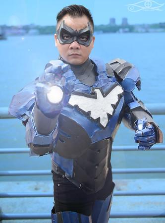 Nightwing Ironman - Paulscjr