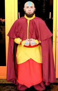 Avatar Aang - phazonjuke
