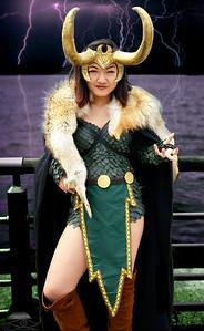 Loki - Gauis Cosplay
