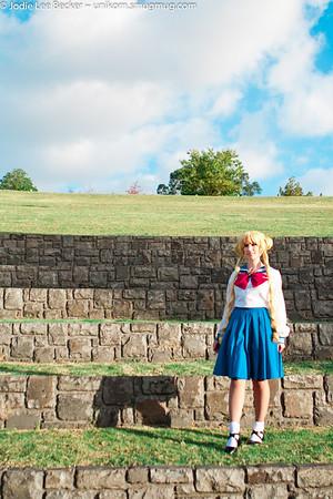 Usagi cosplay - Sailor Moon Crystal