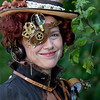 Most beautiful smile of the steampunk age