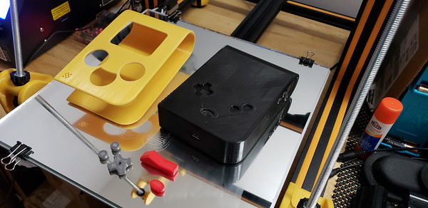 Slimepedia Device Printed Parts