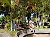Park in Grecia, Costa Rica