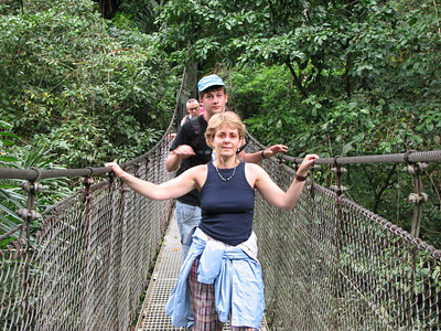 114 - Hanging bridges