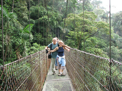 122 - Hanging bridges