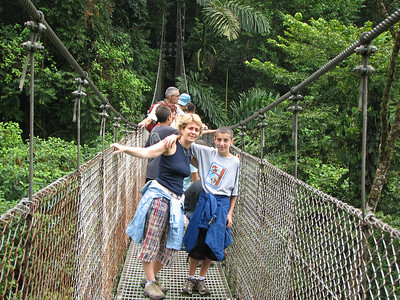 119 - Hanging bridges