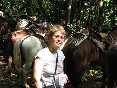 193 - Horseback riding, Taryn