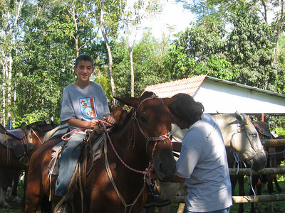 180 - Horseback riding