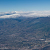 Ariel view - Quito Ecuador by Tracey Jennings