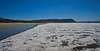 The beach at Santa Rose National Park. You need a 4WD or trail bike to get here.