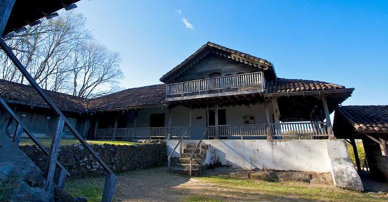 Historic site in Costa Rica.