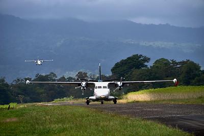 Tortuguero Flight