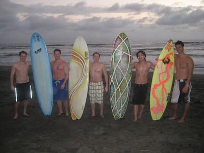 Costa Rica - New Years 2008