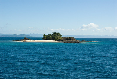 Coiba Isla Granito De Oro