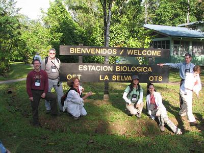 La Selva Biologica Research Station