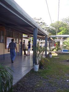 Porcora High School