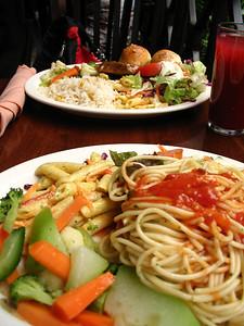 lunch at El Patio