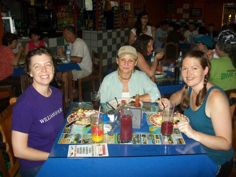 Lunch Talk on the Osa Peninsula