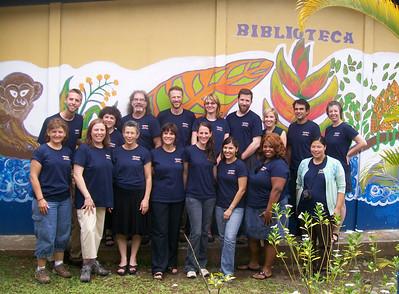 Costa Rica School Visit