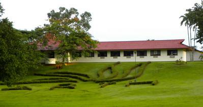 Earth University.