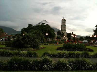 La Fortuna and Arenal-Stacey