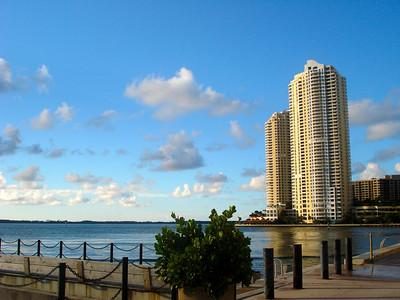Miami Sky  by KK