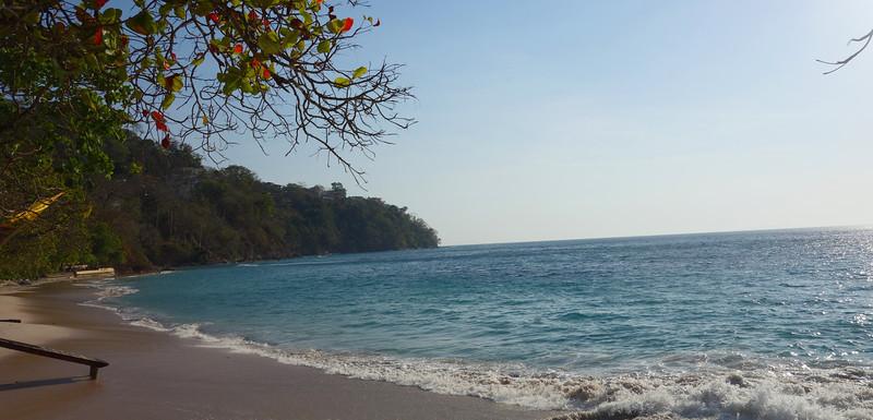 The Beach at Puntas Leonas