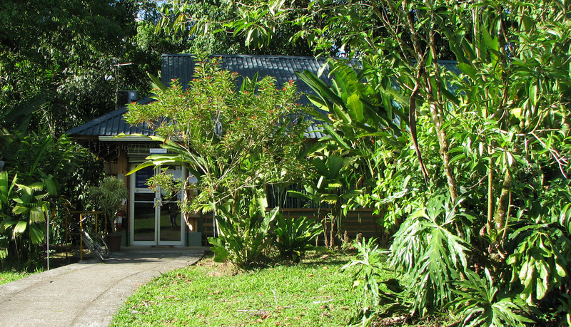 Reception Center  - La Selva