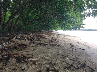 Playa Blanca- Cahuita, Costa Rica