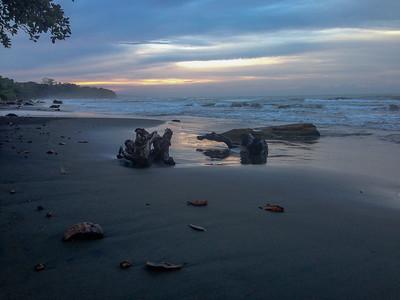 Playa Negra - Cahuita, Costa Rica