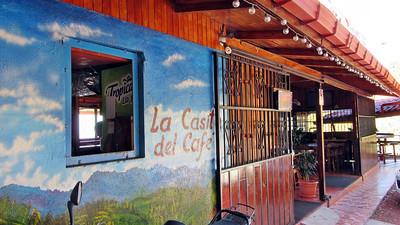 February 11 La Paz Waterfall Park