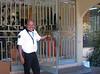 Costa Rica Language Academy - Heraldo, The Guard, Always With a Smile