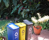 Costa Rica Language Academy - Recycling Containers
