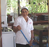 Finca Luna Nueva - Ana, One Of The Great Cooks