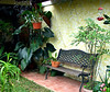 Homestay Enclosed Garden_2