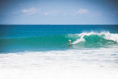 AJ Surfing -- Costa Rica