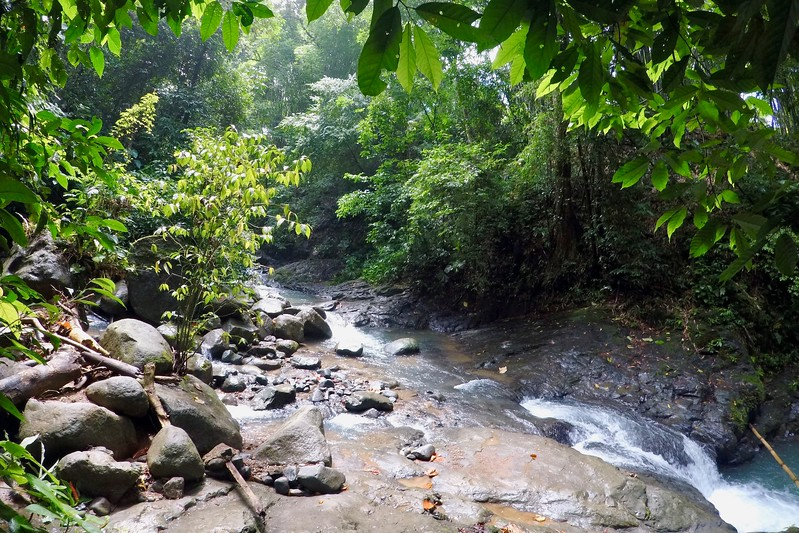 Uvita Falls, Uvita, Puntarenas