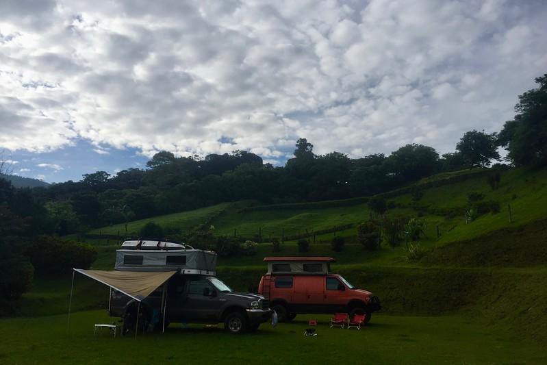 Restaurante & Camping Turin, Guanacaste, Costa Rica