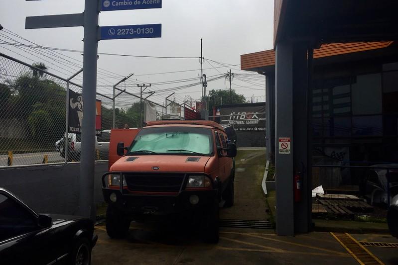 Automotores Vargas, San Jose, Costa Rica