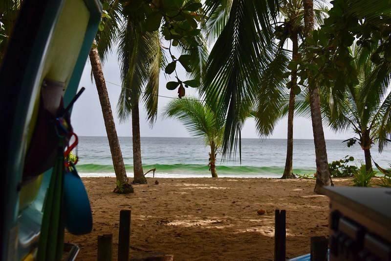 El Arrecife, Punta Uva, Limon